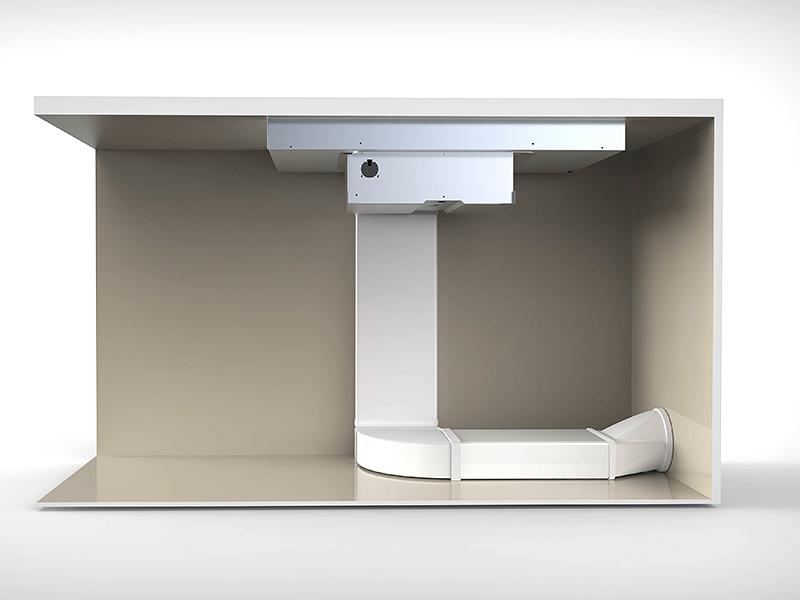 La Cottura | Italian Design Srl | Piani con cappa aspirante